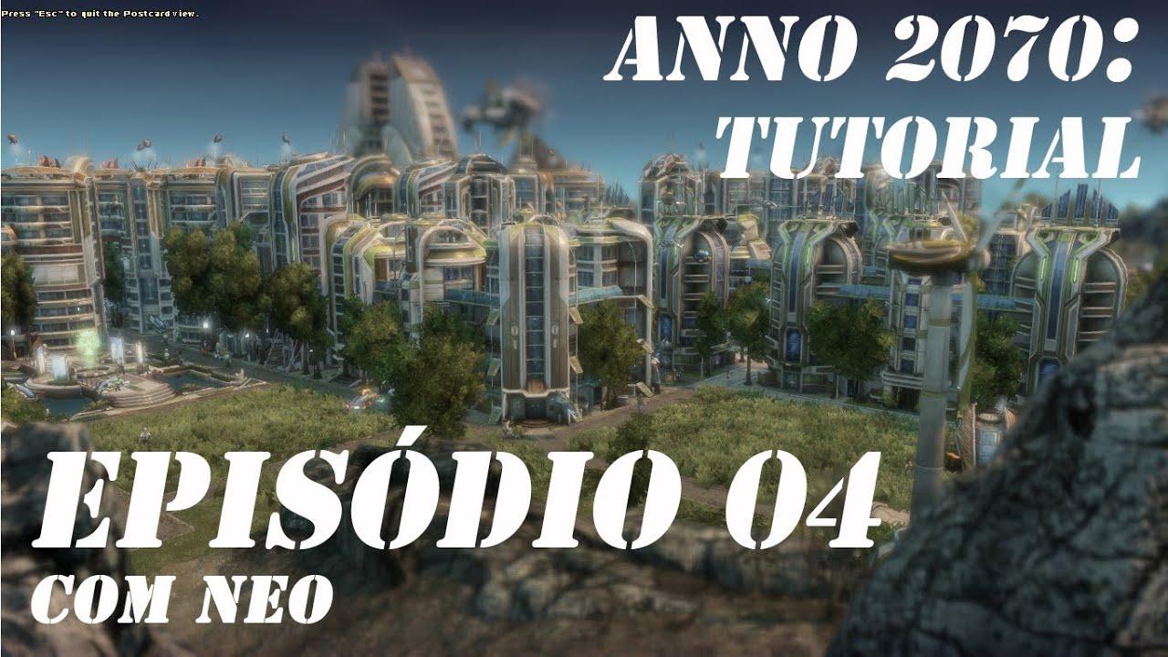 Anno 2070 tutorial 04 portugu s br explorando o for Anno 2070 find architect