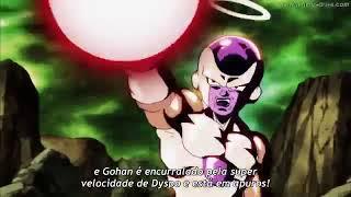 Prévia Completa Episódio 124 de Dragon Ball Super
