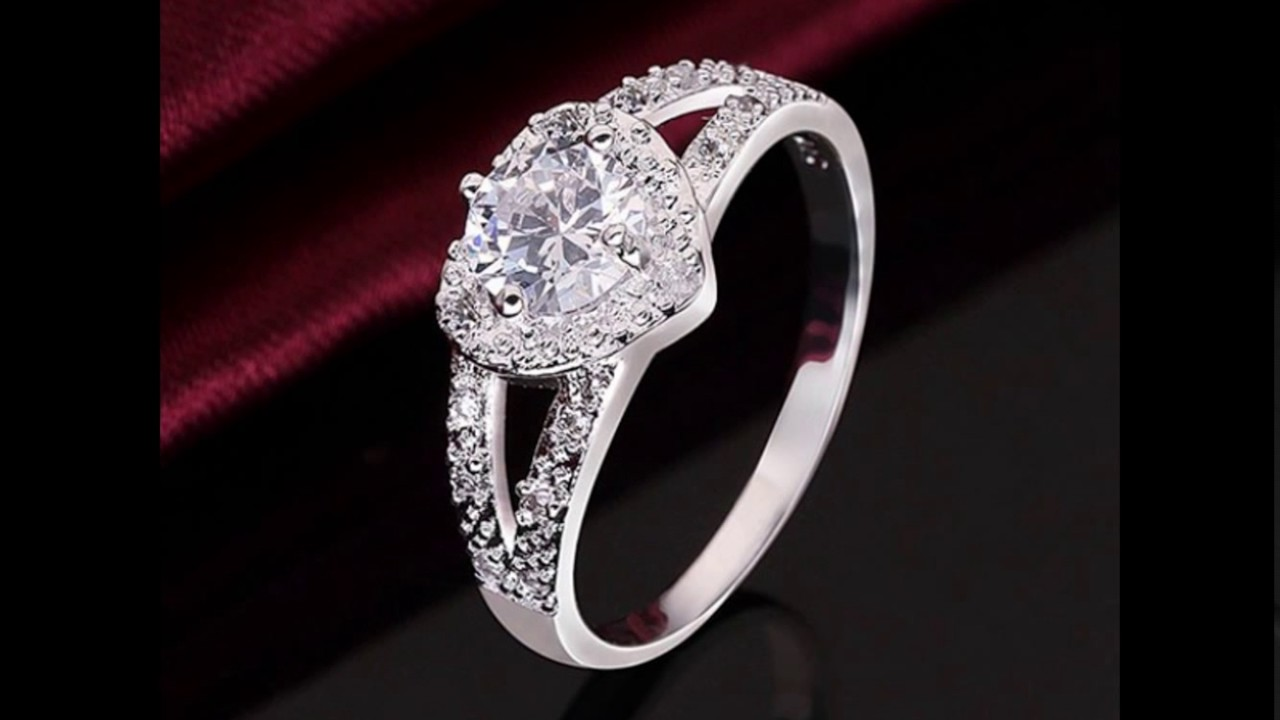 Top 10 Engagement Rings 2017 Youtube
