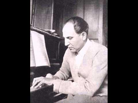 MARCEL CIAMPI plays CHOPIN Andante Spianato & Grande Polonaise Op.22 (1952)
