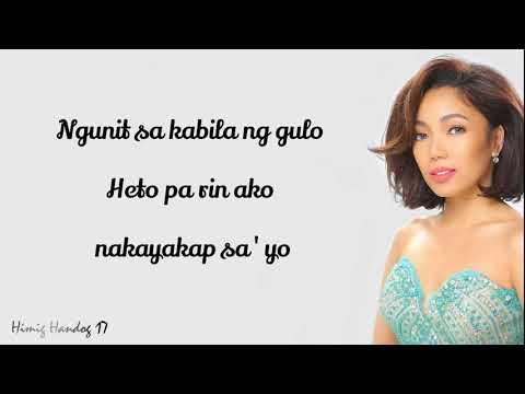 Jona - Sampu (Himig Handog 2017 ) Lyrics