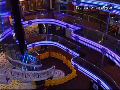 Passenger Falls To Death Aboard Fantasy Cruise Ship YouTube - Man dies on cruise ship
