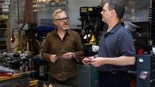 Adam Savage Geeks Out Over Woodworking Saws