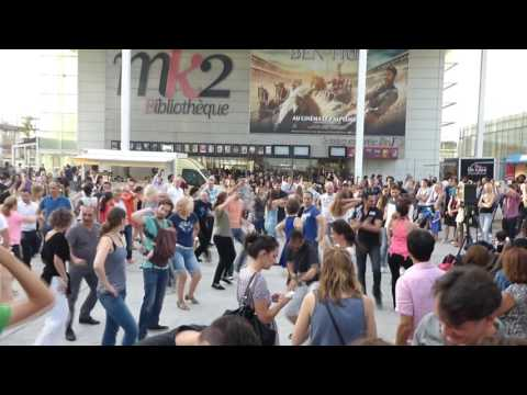 Paris International  Flashmob Westcoastswing2016 Cam2