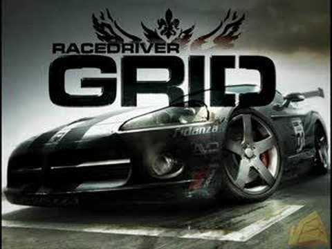 Race Driver Grid: Menu Music