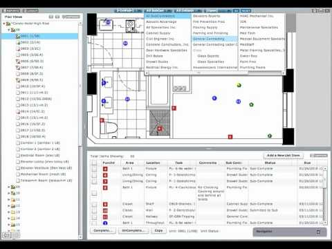 PunchlistNet  Punch List Management Software  Youtube