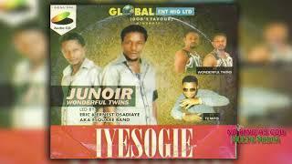 JUNIOR WONDERFUL TWINS - IYESOGIE ||BENIN MUSIC || ERIC & ERNEST OSADIAYE