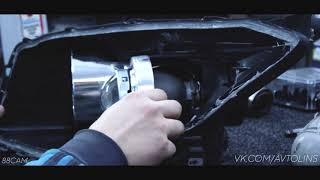 Замена линз Toyota Rav4