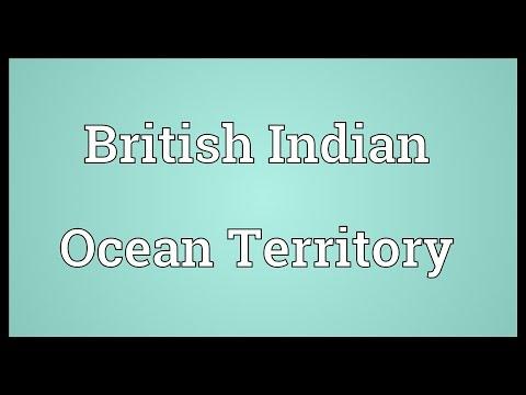 British Indian Ocean Territory Meaning