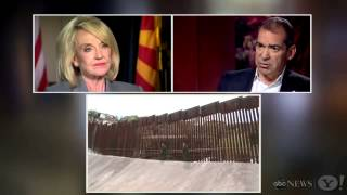 "Arizona Gov. Brewer Refuses to Stop Using Term ""Illegal Immigrant"""