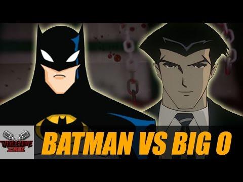 Batman VS Big O | DEATH BATTLE Cast