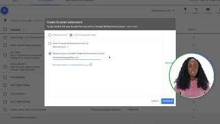 """#GoogleAdsTutorials Как связать аккаунты сервисов """"Google Мой бизнес"""" и """"Google Реклама"""""""