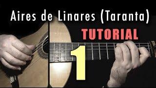 Arpeggio Exercise - 30 - Aires de Linares (Taranta) INTRO by Paco de Lucia