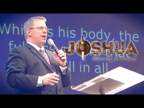 """Moving Forward: A Study in Joshua"" Part 6 – Pastor Raymond Woodward"
