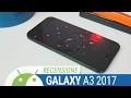 Samsung Galaxy A3 2017, il piccolino | Recensione ITA da TuttoAndroid