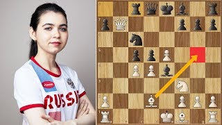 Homebrewed Poison || Goryachkina vs Ju Wenjun || Women