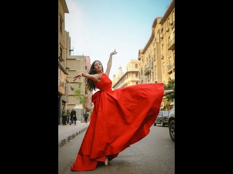 Bambah Creates Magic on the Streets of Cairo
