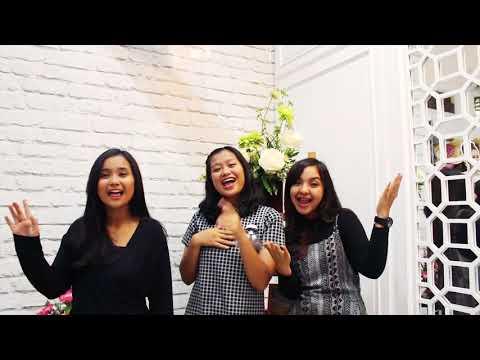 Izzi Video Music Star ,Anganku anganmu - Raisa/Isyana covered by NYX #IzziVMStar