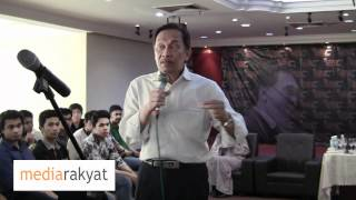 Anwar Ibrahim: Isu 3 Billion, Saya Nak Cabar MACC Buka Balik Fail Itu