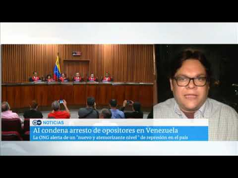 """Trump no descarta """"opción militar"""" en Venezuela"""