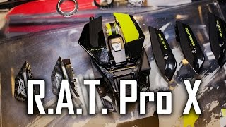 The NEW R.A.T. PRO X - The most modular mouse on the planet! Thumbnail