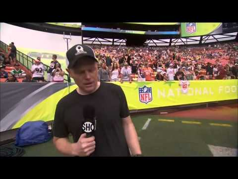 Inside The NFL: Bill Burr Pro Bowl Report Part 2