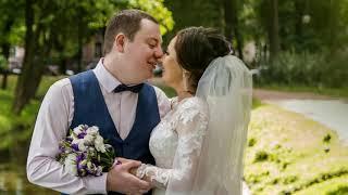 Иван & Аделя фото клип. Wedding Day 22.08.2018