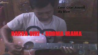 harga diri rhoma irama cover gitar akustik by ulum
