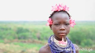 Discover Isolated Tribe in Africa