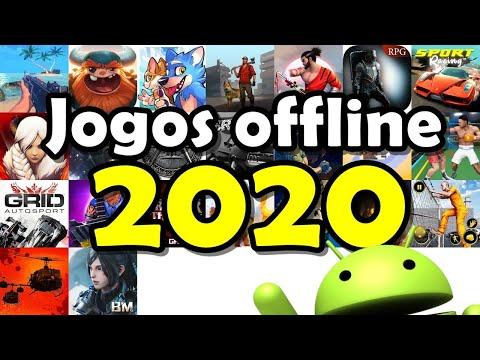 35 JOGOS OFFLINE PARA ANDROID 2020