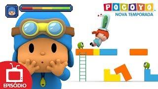NOVOS EPISÓDIOS Pocoyo Português - Que comece o jogo 🏆 (S04E23) | Desenhos animados