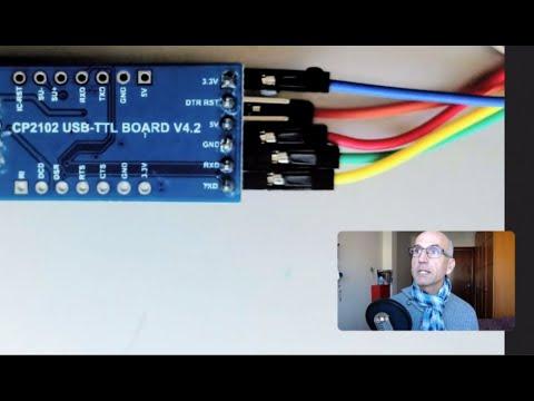 Instalar firmware Espurna en Sonoff sin soldar - IoT fácil