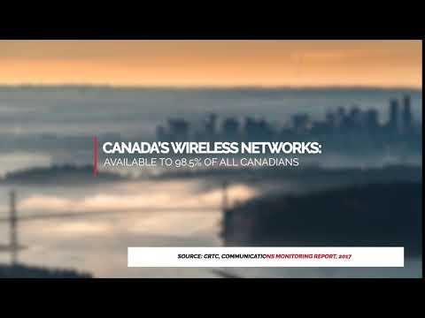 Wireless Canada - Coverage