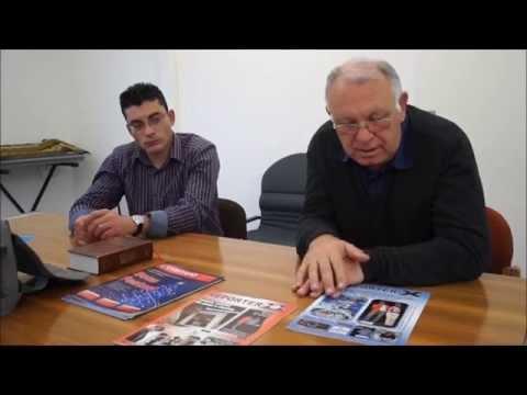 Entrevista ao Padre Walfrido Knapik da Missão Católica Portuguesa de Zurique por Quelhas e Artur