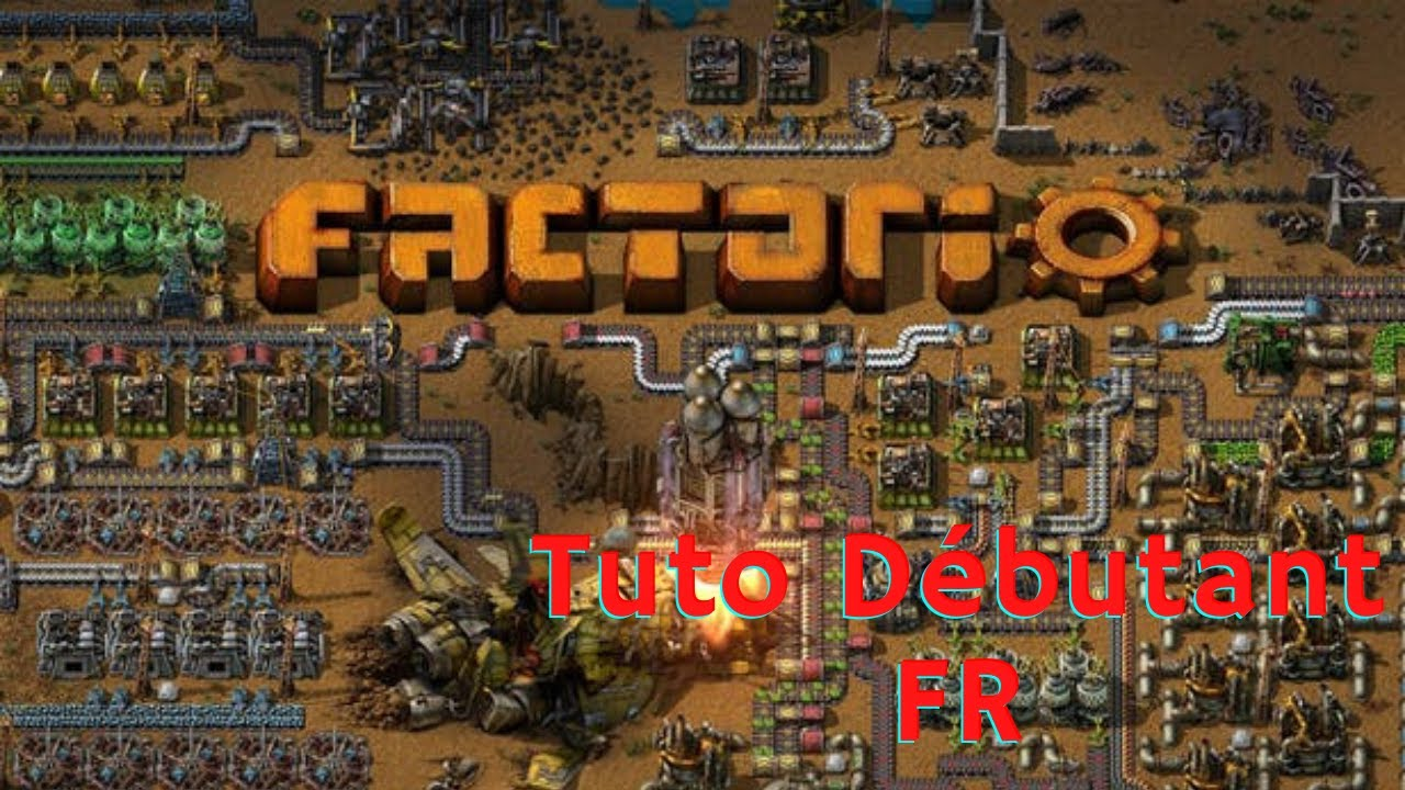 Download Guide/Tutoriel Complet Factorio 1.11 FR  #1 : Le départ, électricité