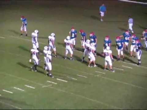 Blackman vs. Lincoln Co High School Football Highlights