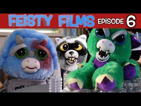 Feisty Films Episode 6: Bubble Wrap
