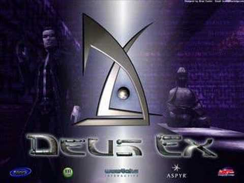 Deus Ex Soundtrack #13- 'Majestic 12 Labs'