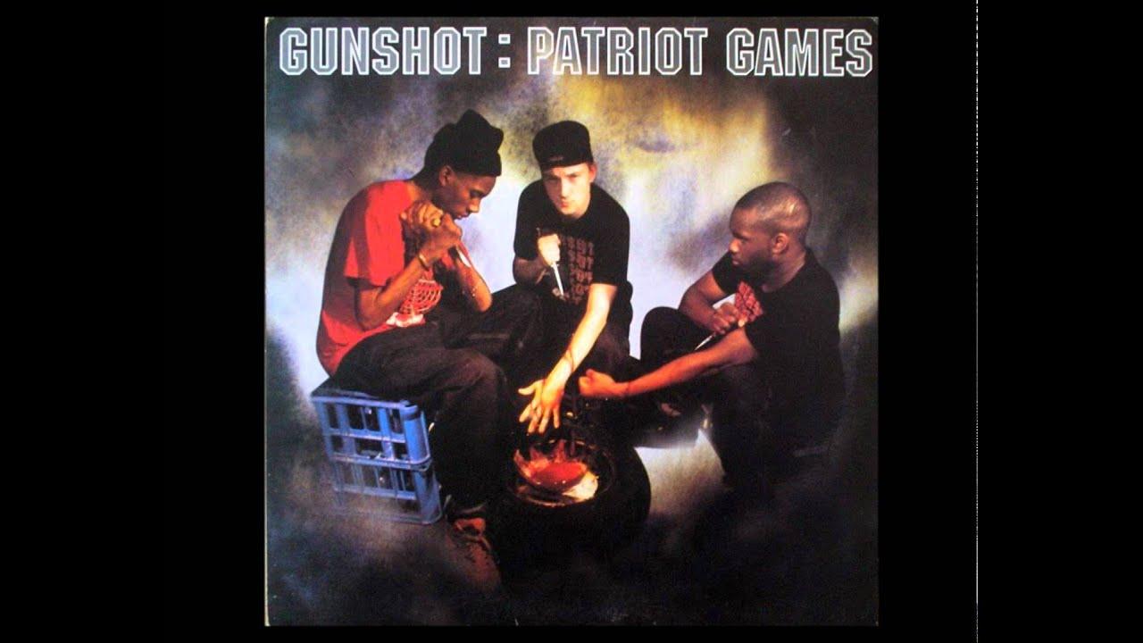 Gunshot Patriot Games Youtube