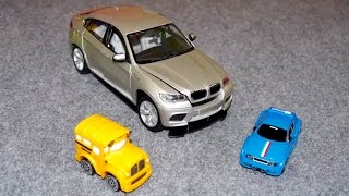 Speedy und Bussy bei der Autoshow - Wir bauen einen BMW