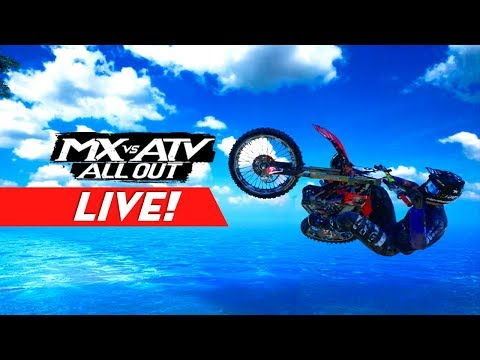 MX vs ATV All Out - Live Stream - MotoCoin Grind! - MX vs ATV All Out - Live Stream - MotoCoin Grind!