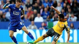 Video Gol Pertandingan Leicester City vs Arsenal