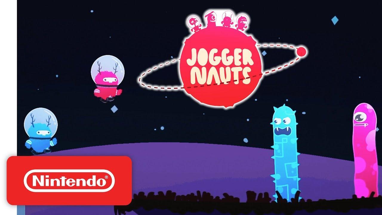 Joggernauts - Announcement Trailer - Nintendo Switch