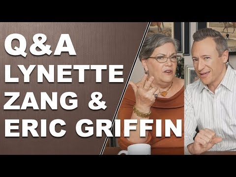 Q & A with Lynette Zang and Eric Griffin 11/7/17