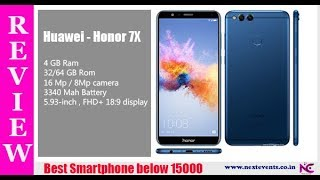 Below 15000 Best Smartphone in India, Honor 7x Full Review Malayalam.