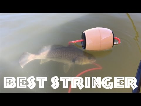 Wade Fishing Stringer Clip Heavy Duty Large Stainless Steel Fish Lock Cable Hunters Tail Fish Stringer