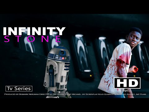 Infinity stone se01 ep02 (Best African Sci-Fi TV Series) 2021