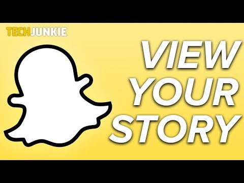 How to see who viewed your old snapchat story