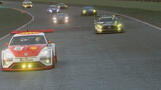 GT Sport: Spa in the Wet is Sensational