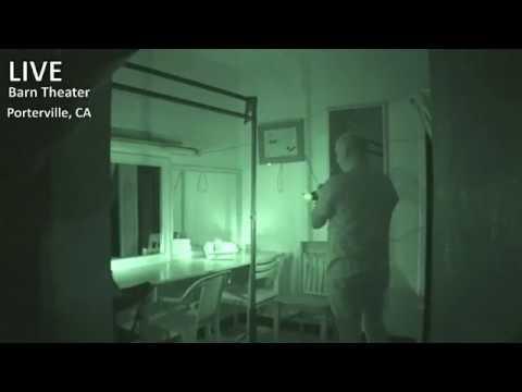 Barn Theater Investigation (Facebook Live)